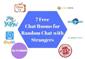 7 Free Chat Rooms for Random Chat with Strangers